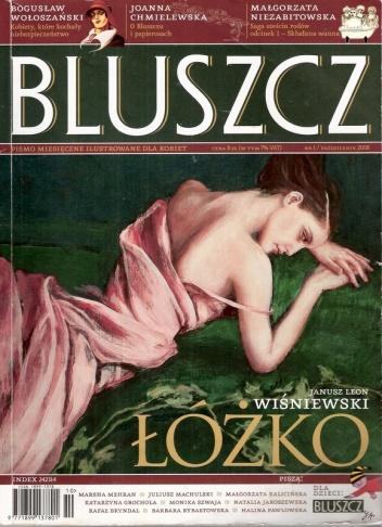 Bogusław Wołoszański - Bluszcz, nr 1 / październik 2008
