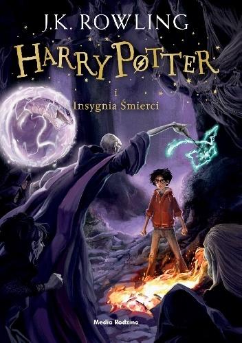 Joanne Kathleen Rowling - Harry Potter i Insygnia Śmierci