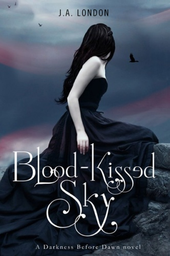 J.A. London - Blood-Kissed Sky