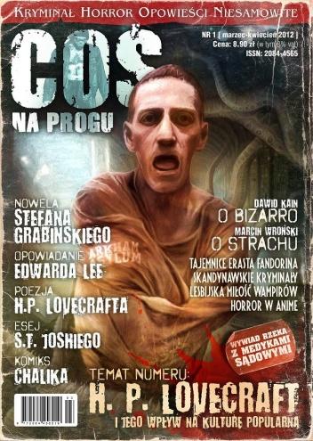 Łukasz Śmigiel - Coś na Progu, nr 1 / marzec-kwiecień 2012