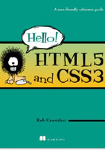 - Hello! HTML5 & CSS3. A user-friendly reference guide.