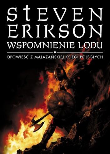 Steven Erikson - Wspomnienie lodu