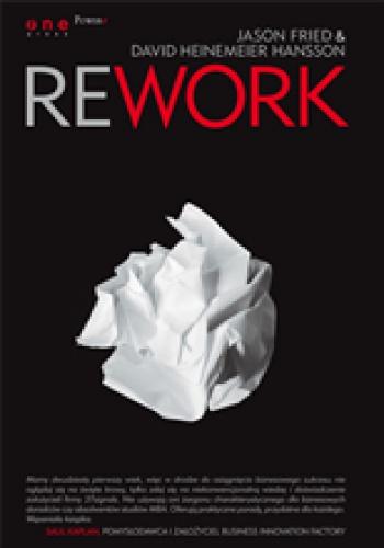 Jason Fried - Rework