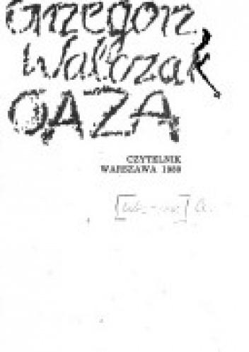 Grzegorz Walczak - Oaza