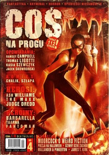 Łukasz Śmigiel - Coś na Progu, nr 4 (wrzesień/październik)