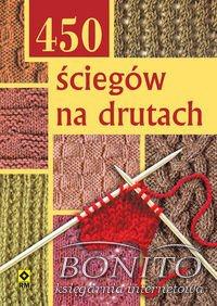 Justyna Mrowiec - 450 ściegów na drutach