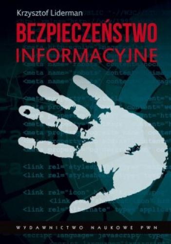 Krzysztof Liderman - Bezpieczeństwo informacyjne