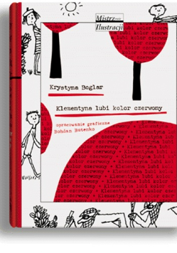 Bohdan Butenko - Klementyna lubi kolor czerwony