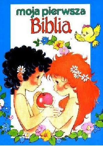 Nathalie Brock - Moja pierwsza Biblia