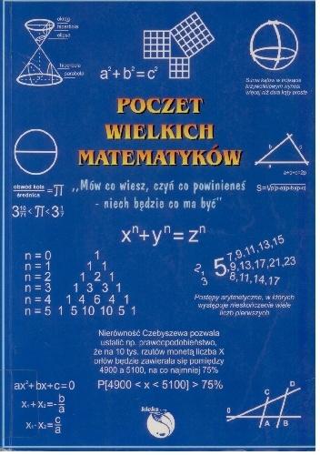 Włodzimierz Krysicki - Poczet wielkich matematyków