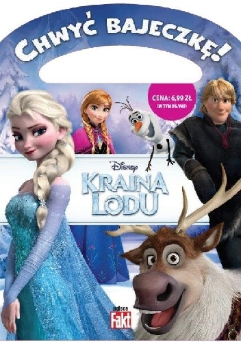 Walt Disney - Chwyć Bajeczkę! Kraina Lodu 01/2016