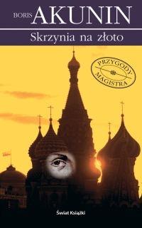 Boris Akunin - Skrzynia na złoto