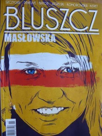 Małgorzata Szejnert - Bluszcz, nr 11 (38) / listopad 2011