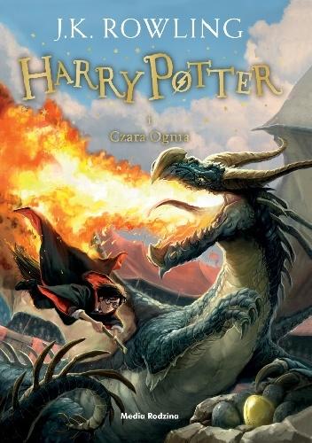 Joanne Kathleen Rowling - Harry Potter i Czara Ognia