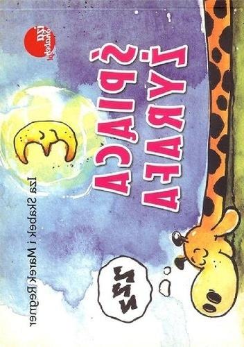 Iza Skabek - Śpiąca żyrafa