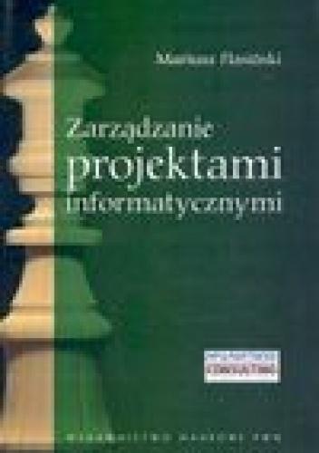 Mariusz Flasiński - zarządzanie projektami informatycznymi