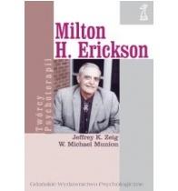 Jeffrey Zeig - Milton H. Erickson. Biografia