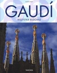 Rainer Zerbst - Gaudi. Wszystkie budowle