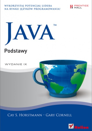 Gary Cornell - Java. Podstawy. Wydanie IX