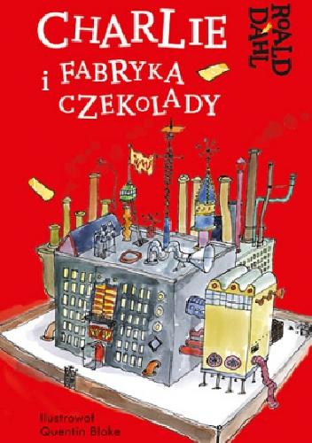 Roald Dahl - Charlie i fabryka czekolady