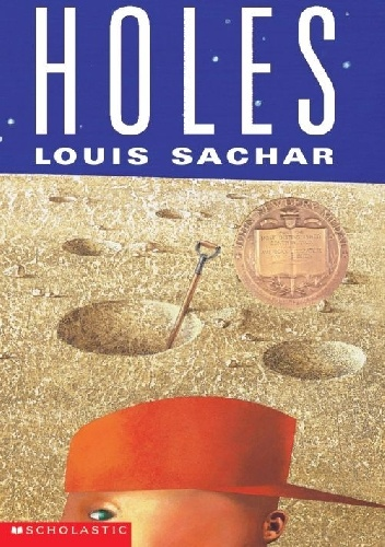 book report book holes louis sachar Holes is a 1998 young adult mystery comedy novel written by louis sachar and first published by farrar, straus and girouxit won the 1998 us national book award for young people's literature and the 1999 newbery medal for the year's most distinguished contribution to american literature for children.