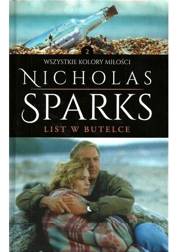 Nicholas Sparks - List w butelce