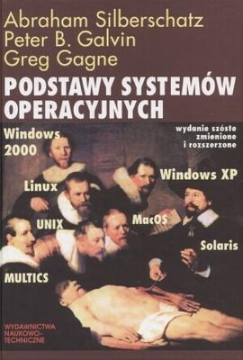 Abraham Silberschatz - Podstawy systemów operacyjnych