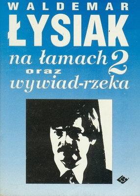 Waldemar Łysiak - Łysiak na łamach 2