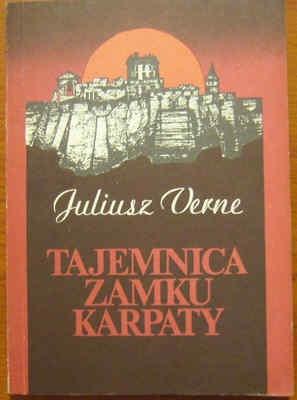 Juliusz Verne - Tajemnica zamku Karpaty