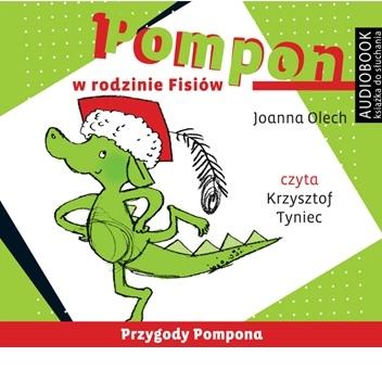 Joanna Olech - Pompon w rodzinie Fisiów