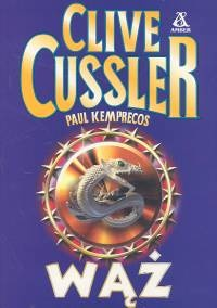 Clive Cussler - Wąż