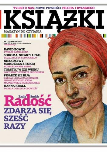 Redakcja magazynu Książki - Książki. Magazyn do czytania, nr 1 (8) / marzec 2013