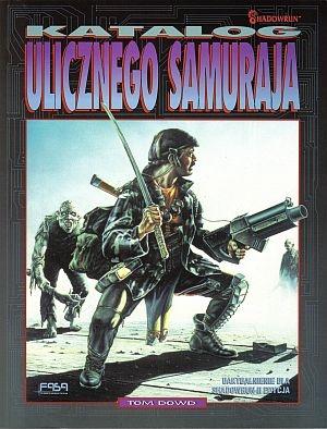 Tom Dowd - Katalog ulicznego samuraja