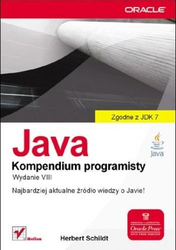 Herbert Schildt - Java. Kompendium programisty. Wydanie VIII