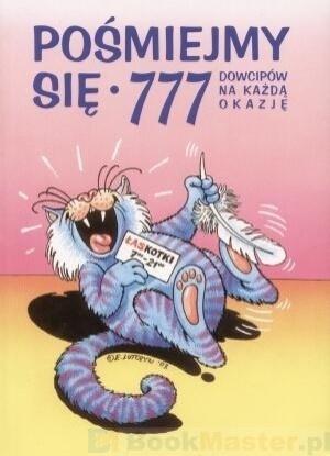 Marek Zubrzycki - Pośmiejmy się. 777 dowcipów na każdą okazję
