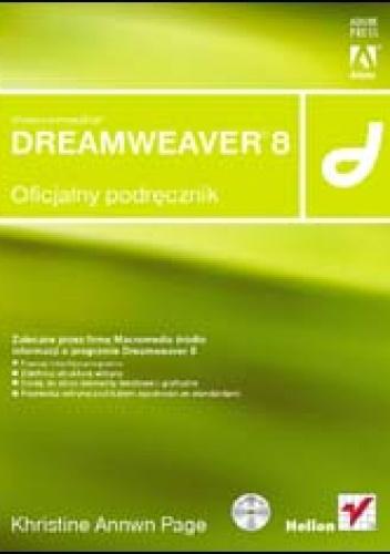 Khristine Annwn Page - Macromedia Dreamweaver 8. Oficjalny podręcznik