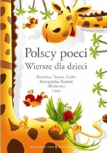 Julian Tuwim - Polscy poeci. Wiersze dla dzieci