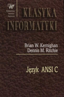 Brian Kernighan - Język ANSI C