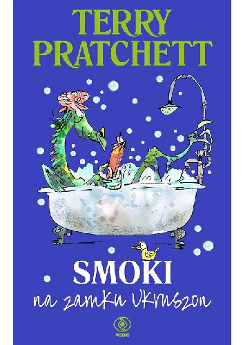 Terry Pratchett - Smoki na zamku Ukruszon