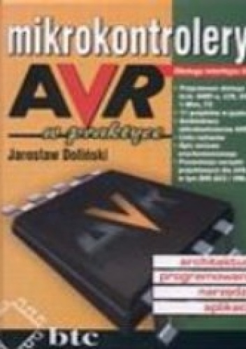 Jarosław Doliński - Mikrokontrolery AVR w praktyce