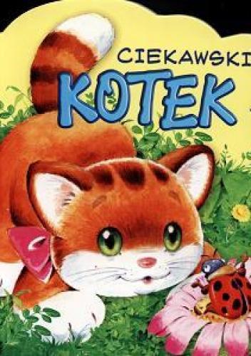 Urszula Kozłowska - Ciekawski kotek