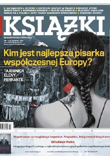 Redakcja magazynu Książki - Książki. Magazyn do czytania, nr 1 (20), marzec 2016