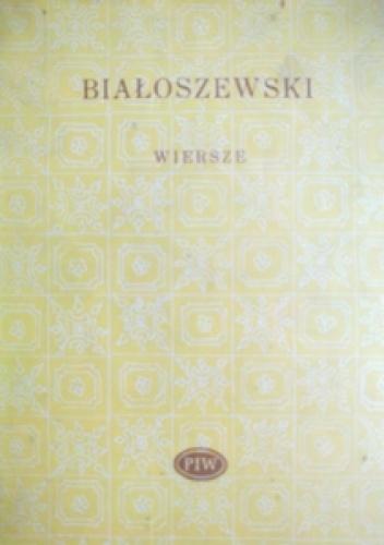 Miron Białoszewski - Wiersze