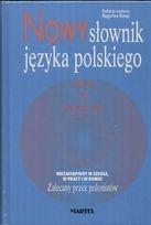 Bogusław Dunaj - Nowy słownik języka polskiego