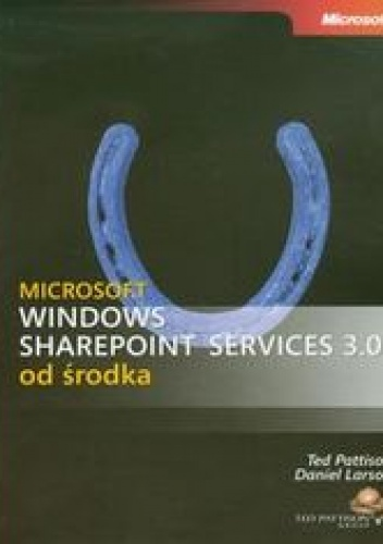 Pattison Ted - Microsoft Windows SharePoint Services 3.0 od środka