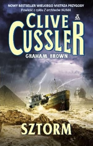 Clive Cussler - Sztorm