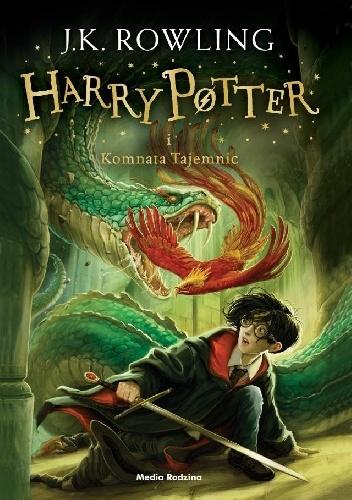 Joanne Kathleen Rowling - Harry Potter i Komnata Tajemnic
