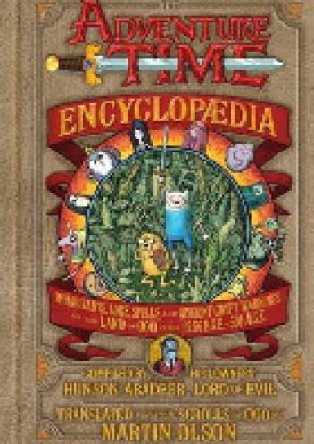 Martin Olson - The Adventure Time Encyclopaedia