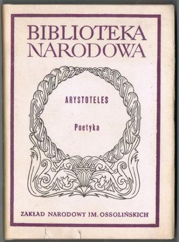 Arystoteles - Poetyka