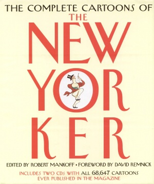 Robert Mankoff - The Complete Cartoons of the New Yorker